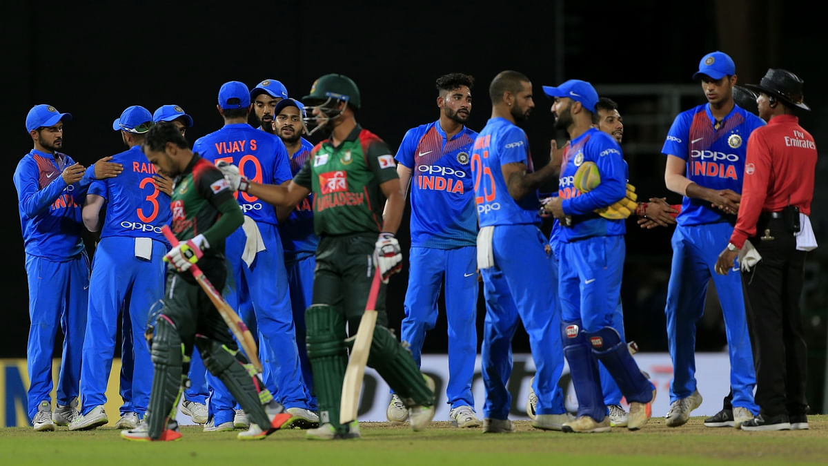Recap: India beat Bangladesh by 17 Runs in Nidahas T20 Trophy