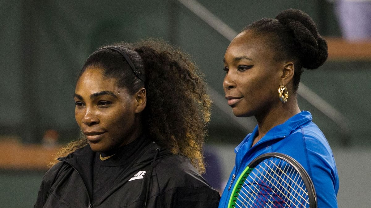 In their last match in Rome, Venus Williams beat Serena in their second career meeting way back in the 1998 quarterfinals.