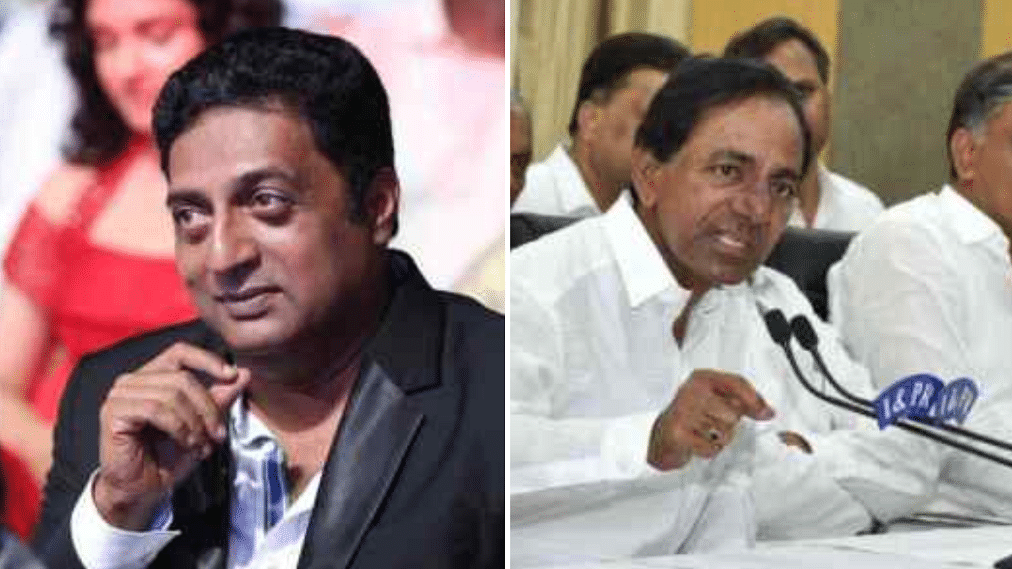 Prakash Raj to Join Telangana CM's Plan to Float 'Federal Front'?
