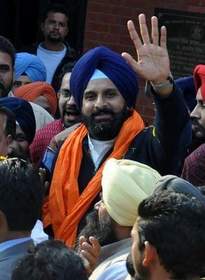 Shiromani Akali Dal leader Bikram Singh Majithia.(File Photo: IANS)