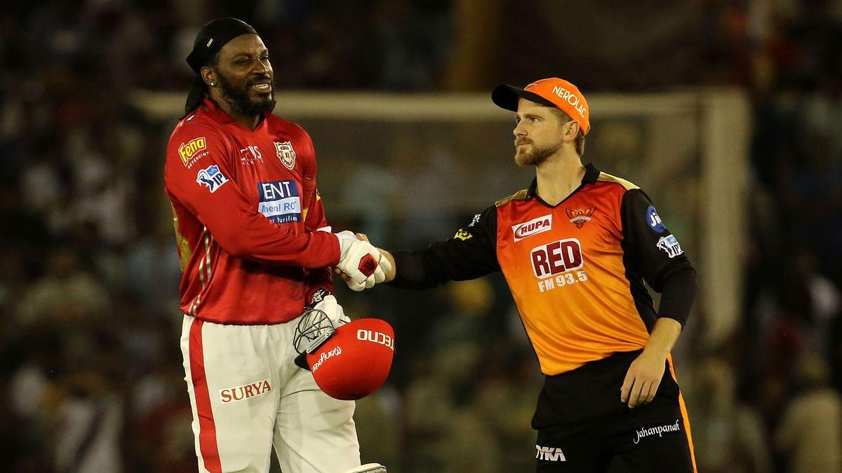 IPL 2018: Chris Gayle's Century Blows Away Sunrisers Hyderabad