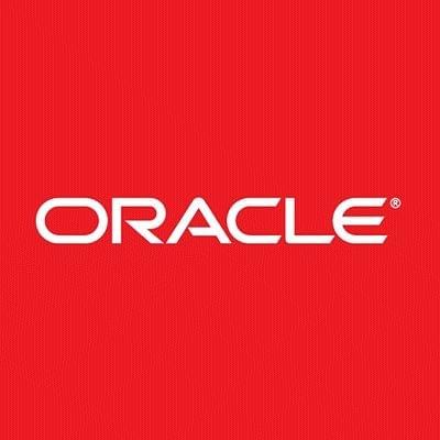 Oracle logo. (File Photo: IANS)
