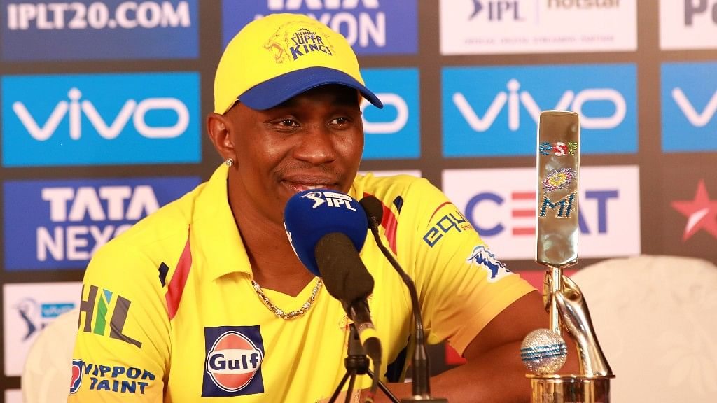 My Job in CSK Is to Finish Off Games, says Dwayne Bravo