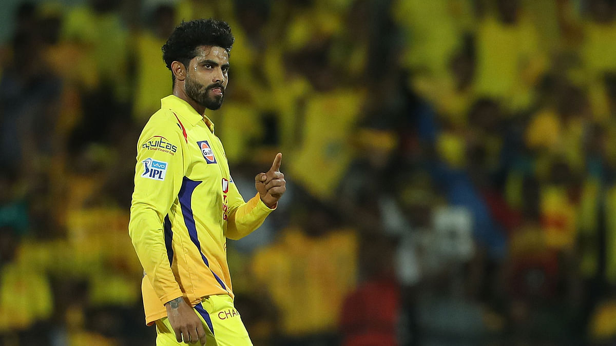 Shoes Thrown at CSK's Jadeja, du Plessis; Two Arrested in Chennai