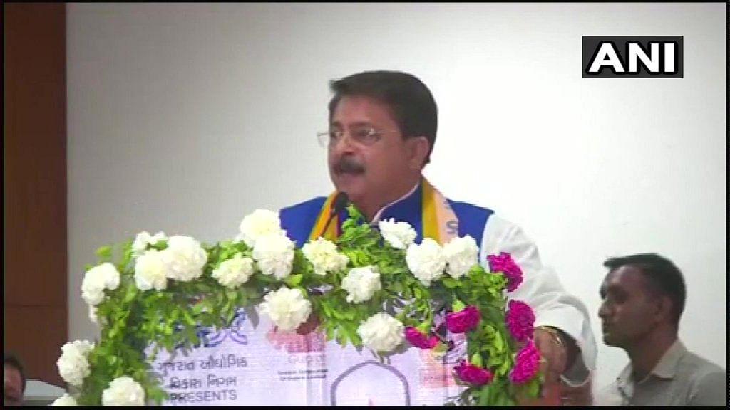 Gujarat Speaker Calls Ambedkar, Modi 'Brahmins'; Faces Flak