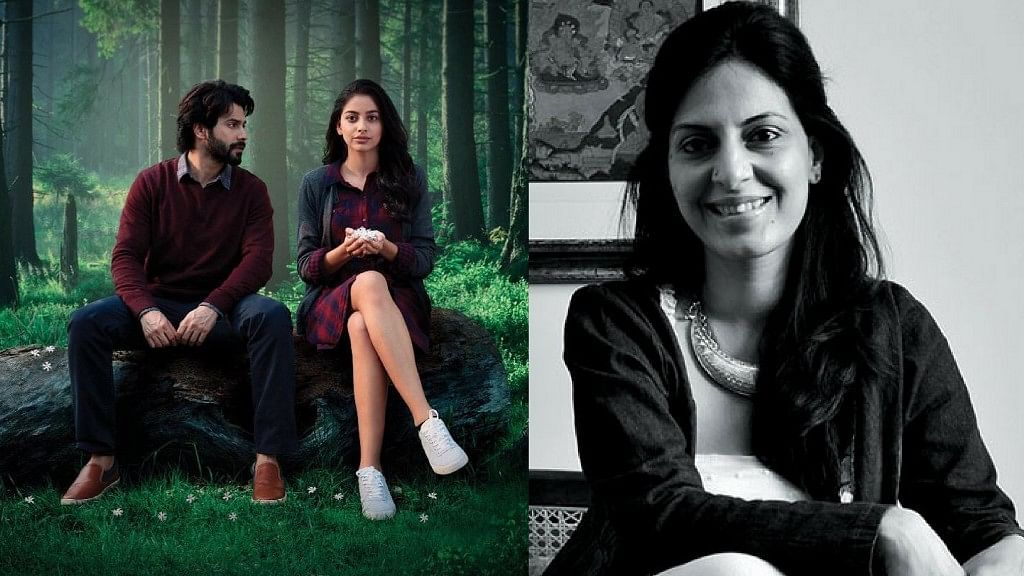 Writer Juhi Chaturvedi talks about her new film <i>October </i>starring Varun Dhawan and Banita Sandhu.