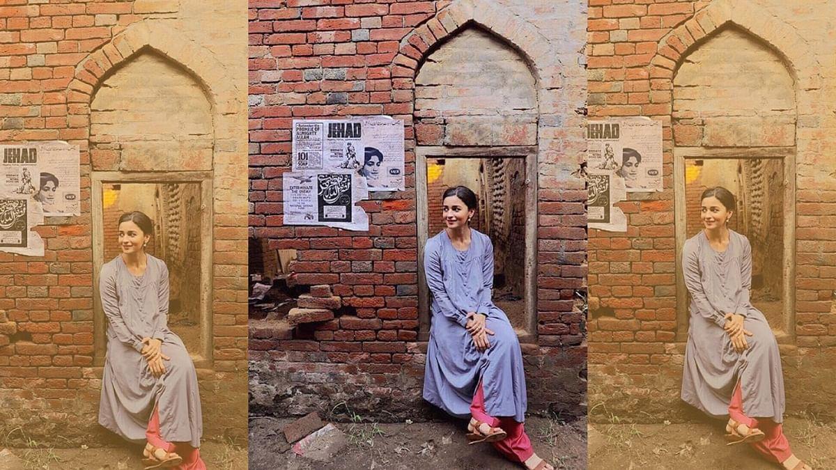 Alia shares a new <i>Raazi</i> look.&nbsp;