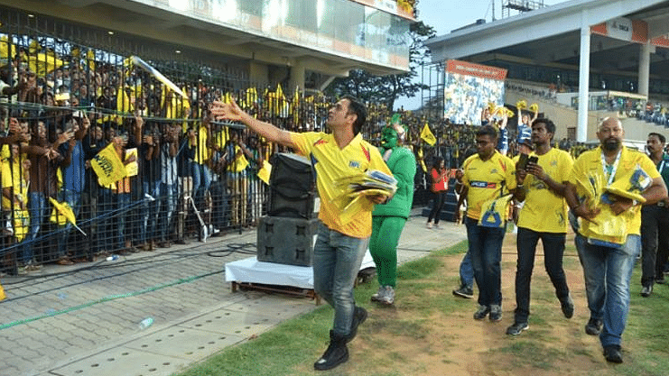 No More IPL Matches in Chennai This Season, Venue Shifted to Pune