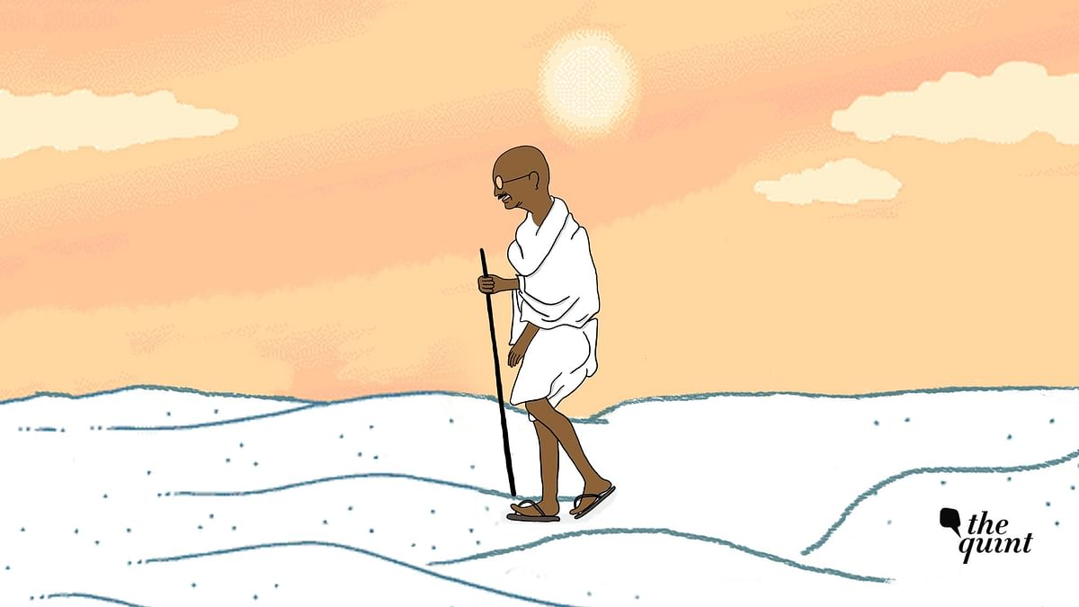 Mahatma Gandhi marched to Dandi in Gujarat, to protest the British salt tax. How much do you know about him and the march? Find out here.