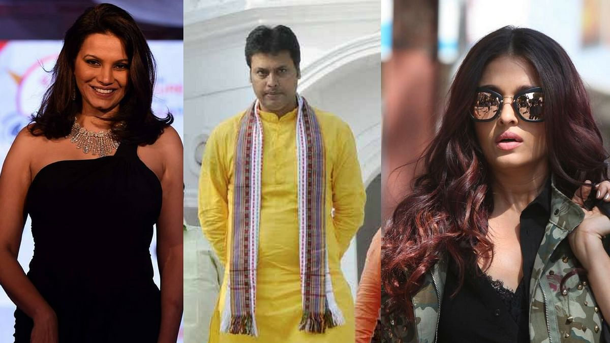 I'm A Proud Brown-Skinned Indian, Diana Hayden Slams Tripura CM