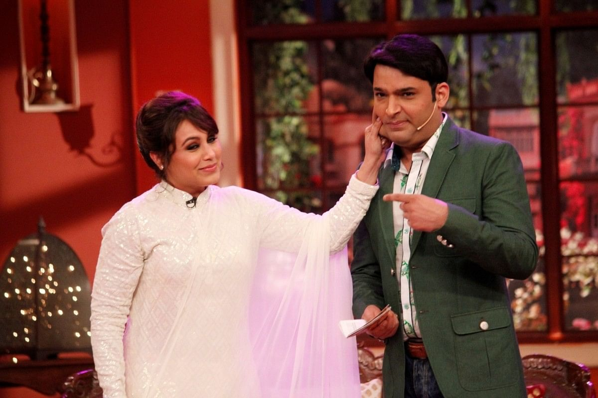 A still from<i> Comedy Nights With Kapil</i>.