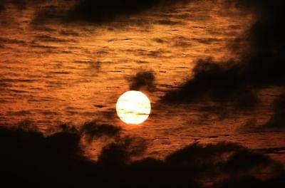 A view of sun. (File Photo: IANS)