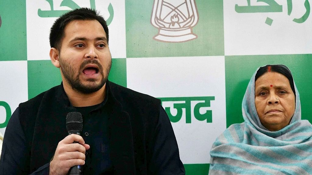 Will Meet Cong to Discuss Poll Debacle: Tejashwi After RJD Meet