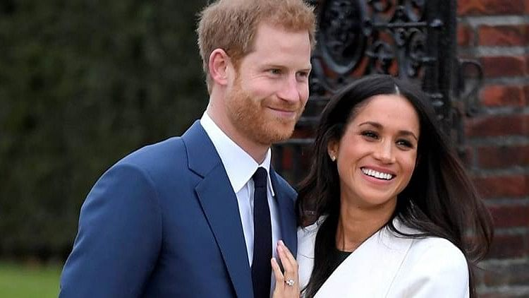 Prince Harry and  Meghan Markle are set to be married on May 19.