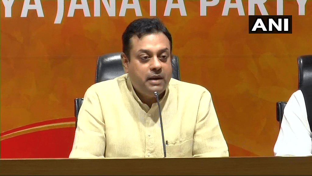 BJP's Sambit Patra Admitted to Hospital After COVID-19 Symptoms
