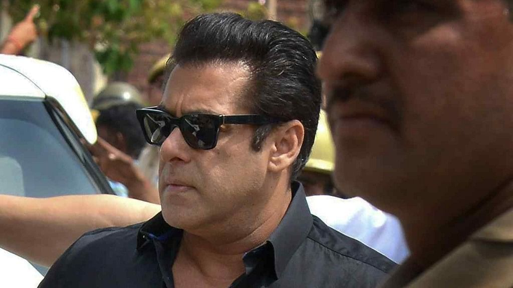 Blackbuck Case: Salman Khan Gets Bail, Returns to Mumbai