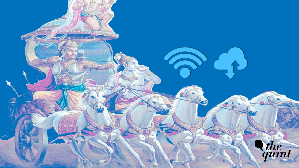 Dear Tripura CM, You Are Right. The Internet Broke the Mahabharata