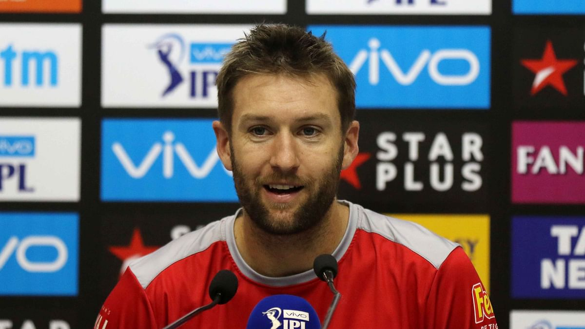 IPL 2018: Gayle Played to Perfection, Says KXIP Pacer Andrew Tye