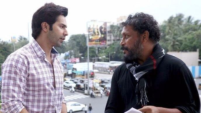 Varun Dhawan stars in Shoojit Sircar's <i>October.</i>