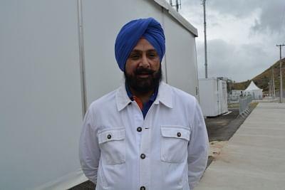 National Rifle Association of India President Raninder Singh.