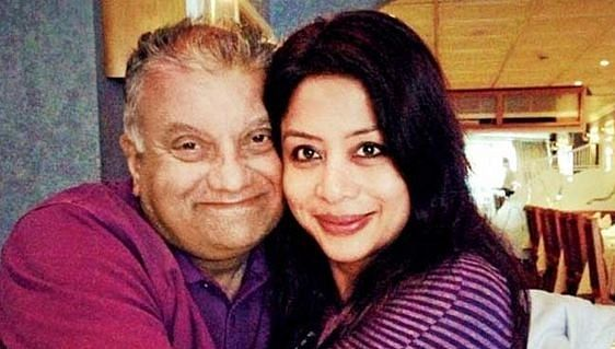 Indrani and Peter were married in 2002.
