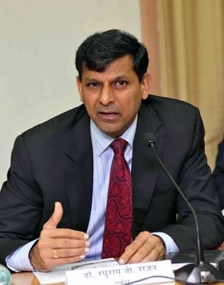 Raghuram Rajan. (File Photo: IANS)