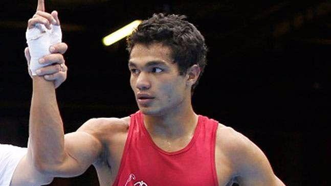 File photo of Vikas Krishnan