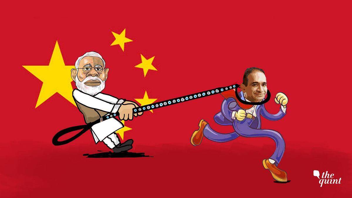 PM Modi May Win Back Trust if China Hands Over Nirav Modi to India