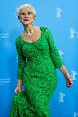 Helen Mirren. (File Photo: Xinhua/Zhang Fan/IANS)