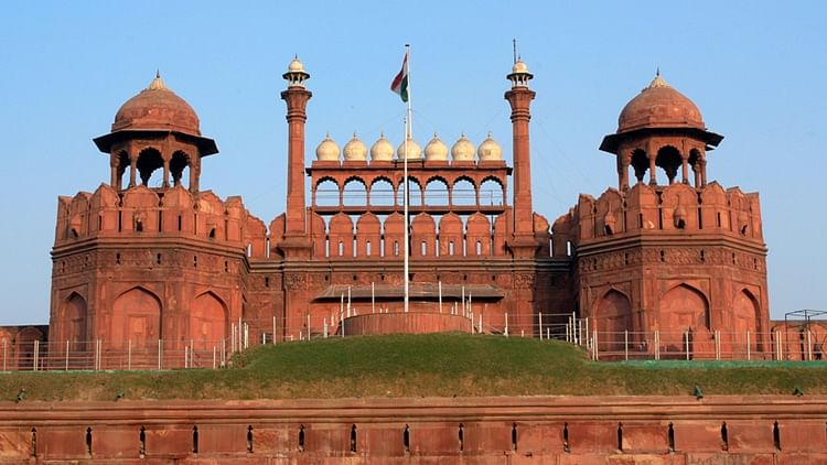 Red Fort was adopted by Dalmia Group as part of government's 'Adopt a Heritage' Scheme