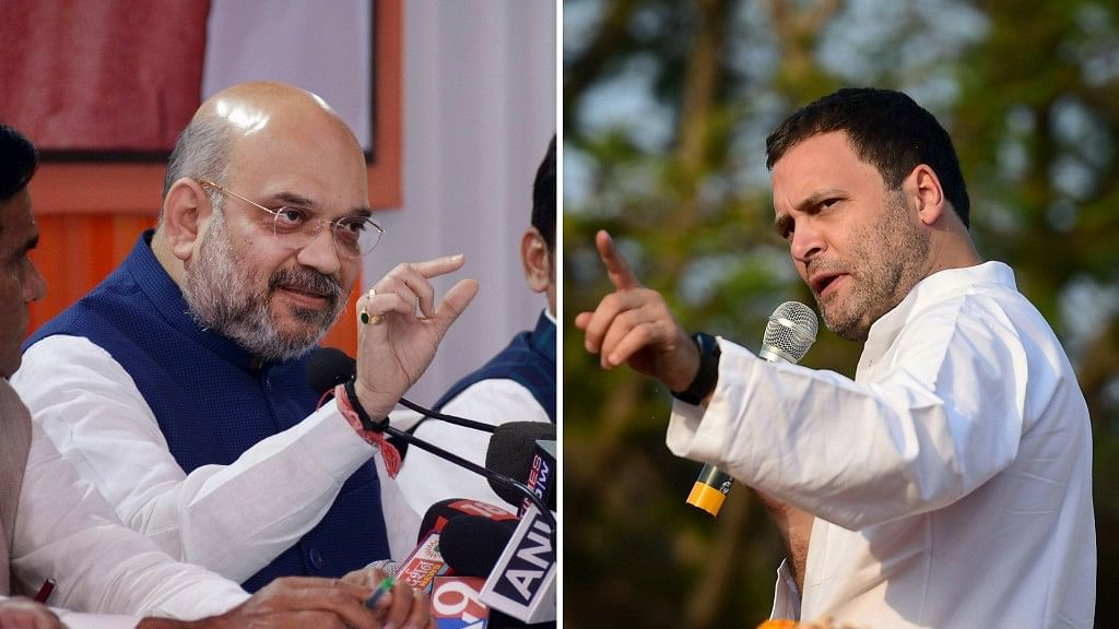 'Who Called Media Outlets to Delete Story on Amit Shah?': Congress