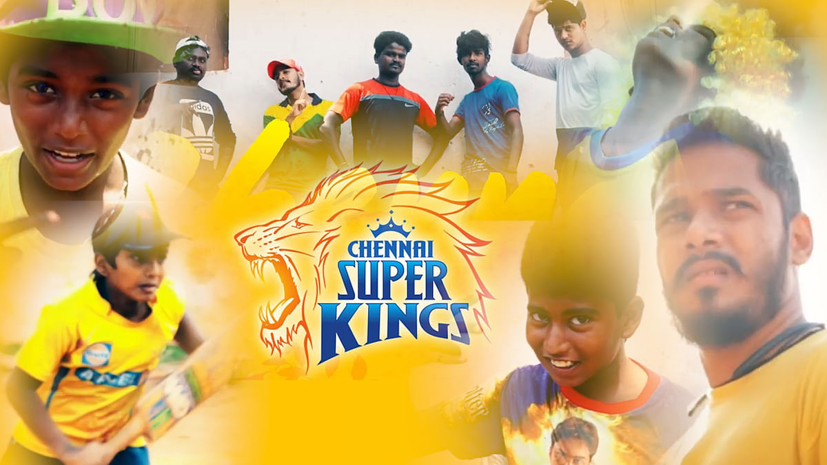 This Fan-Made CSK Theme Song is Complete Thala Swagger
