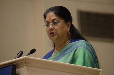 Will never allow reservation system to end: Vasundhara Raje