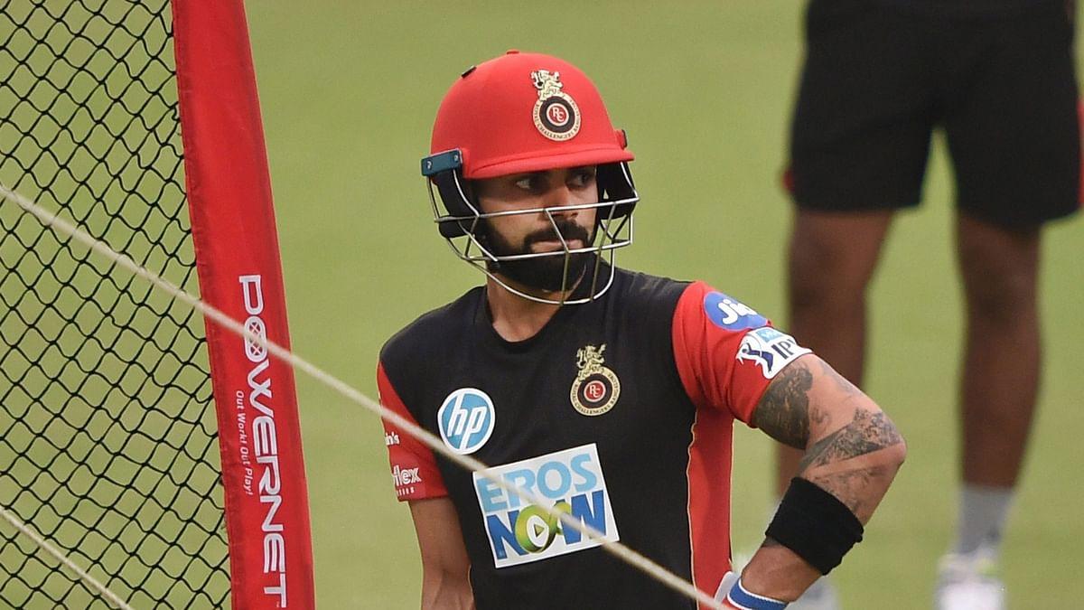 IPL: Kohli Set to Give Up Opening Spot, Says Will Bat at No 3