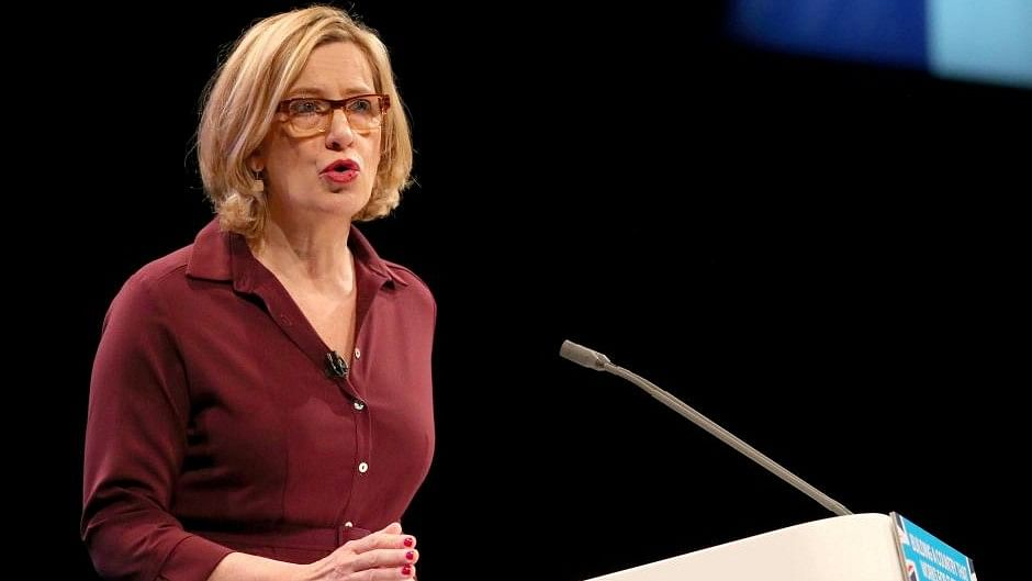 UK Home Secy & Theresa May Aide Amber Rudd Quits Over Windrush Row
