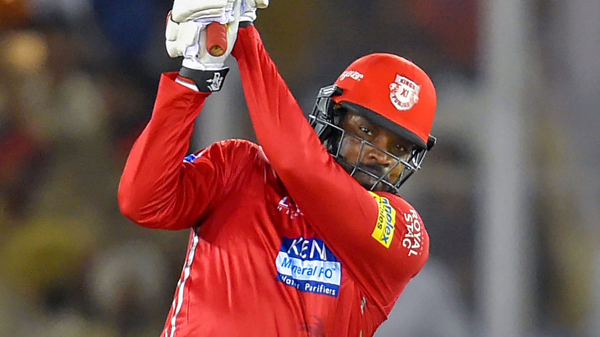 The Century Against Hyderabad Is Dedicated to My Daughter: Gayle