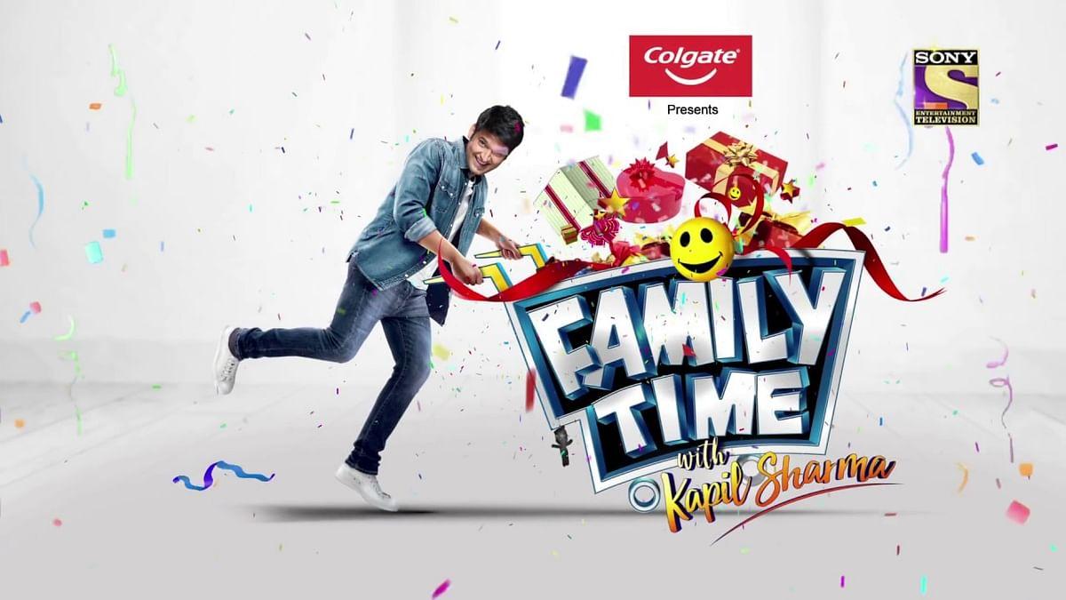 Promo of <i>Family Time With Kapil. </i>