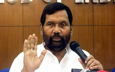 Ram Vilas Paswan. (File Photo)