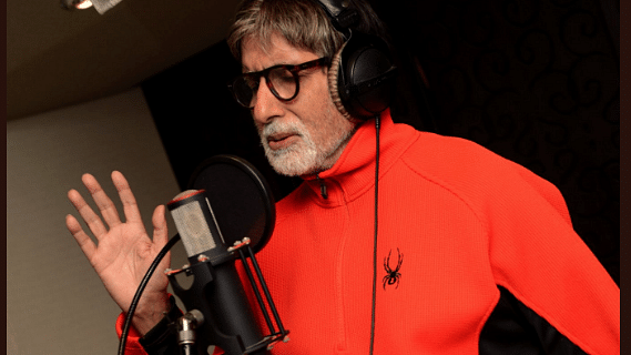 Amitabh Bachchan sings for '102 Not Out'.