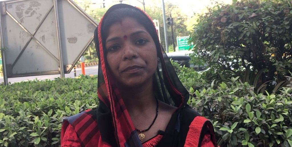 Poonam who works as a maid at three houses wants payment to be on the basis of hours they put in daily.
