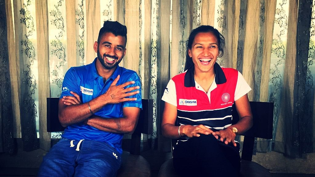 16 Candid Questions With Indian Hockey Captains Rani & Manpreet