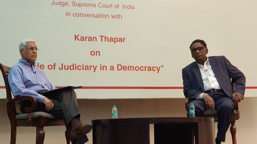 "Loss of Public Trust ""Dangerous for SC"" Says Justice Chelameswar"