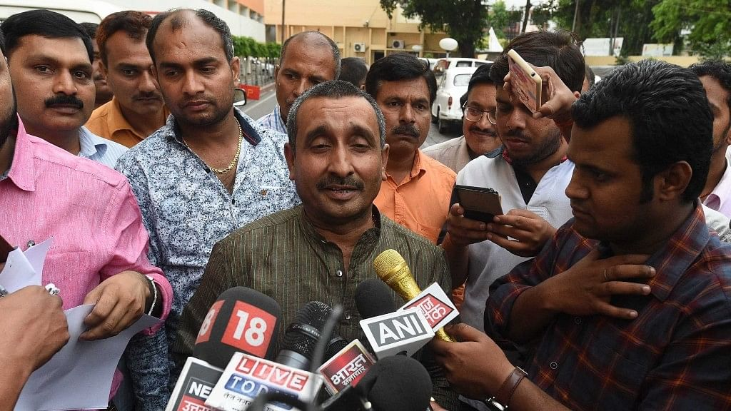 Unnao Rape Case: Delhi HC Refuses to Suspend Sengar's Jail Term