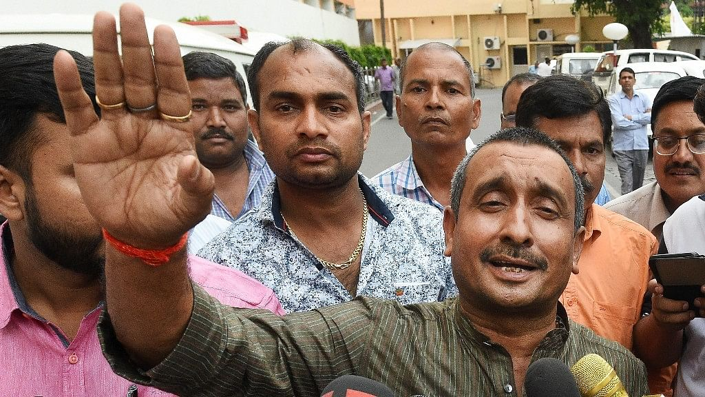 Unnao BJP MLA Calls Rape Charge a 'Conspiracy of Low-Class People'