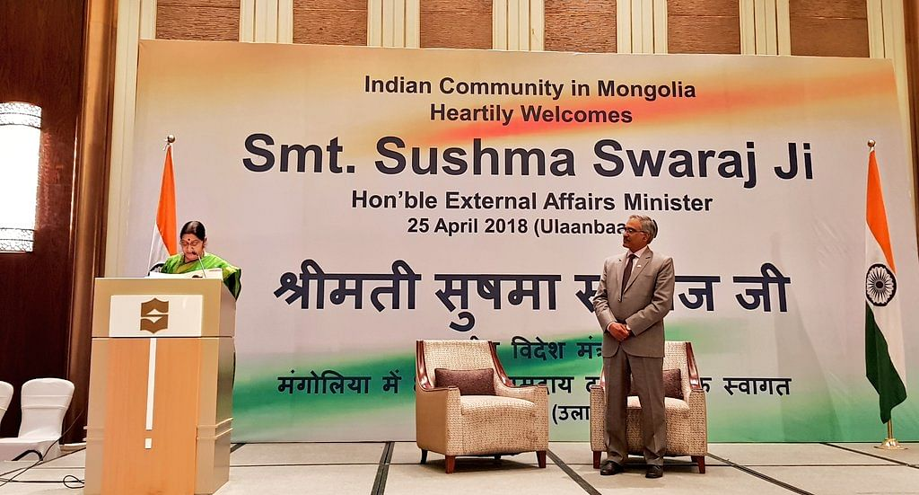 India, Mongolia to Enhance Bilateral Ties and Energy Cooperation