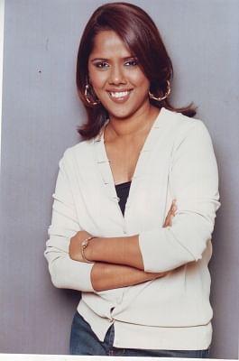 Singer Mahalakshmi Iyer.