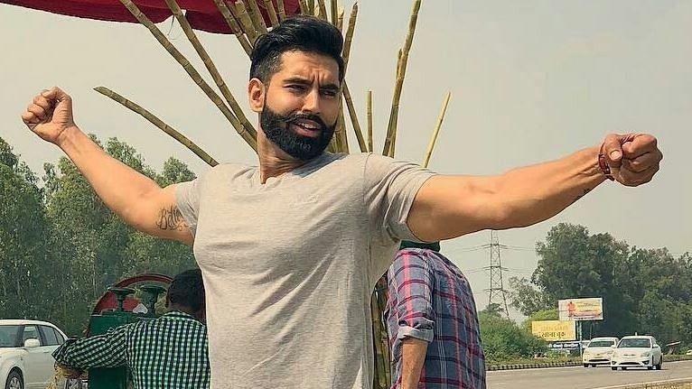 Punjabi singer Parmish Verma shot in Mohali.