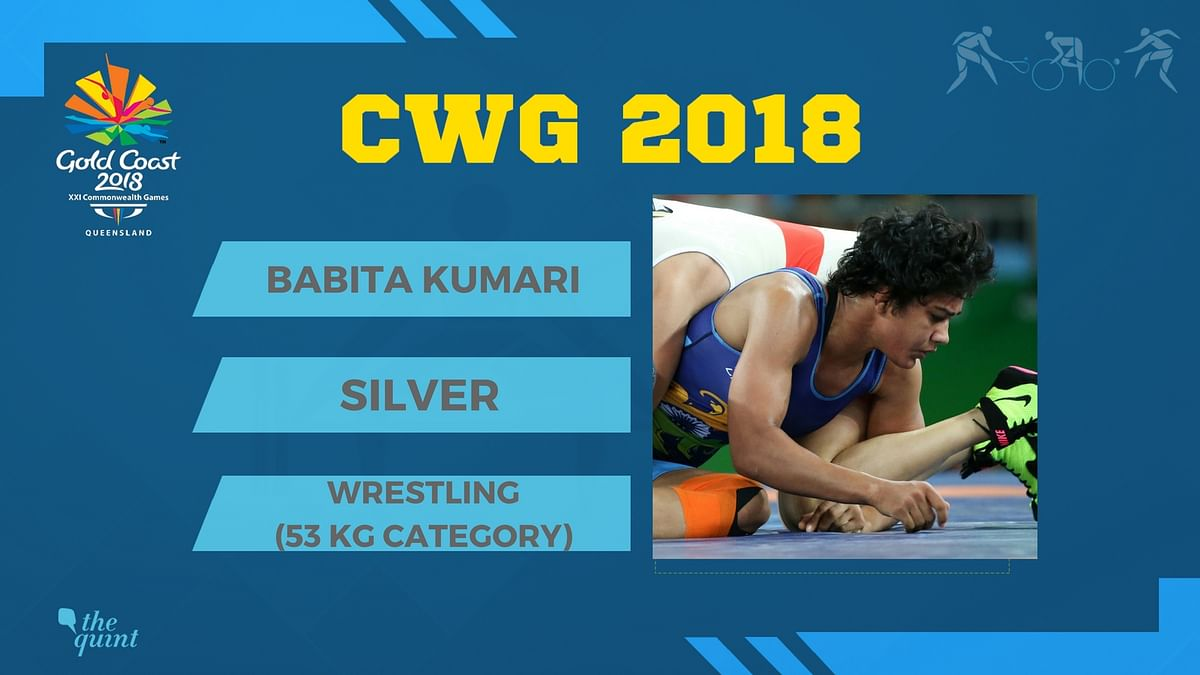 CWG 2018: Sushil Kumar Wins Gold, India's Medal Tally Reaches 31