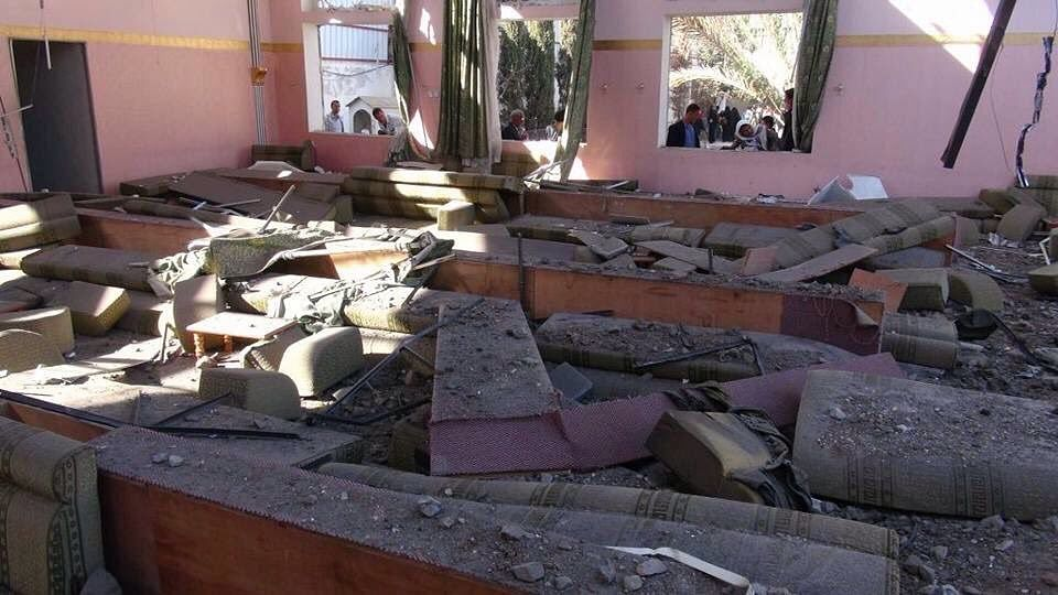 Saudi-Led Airstrike on Yemen Kills 20 of a Wedding Party