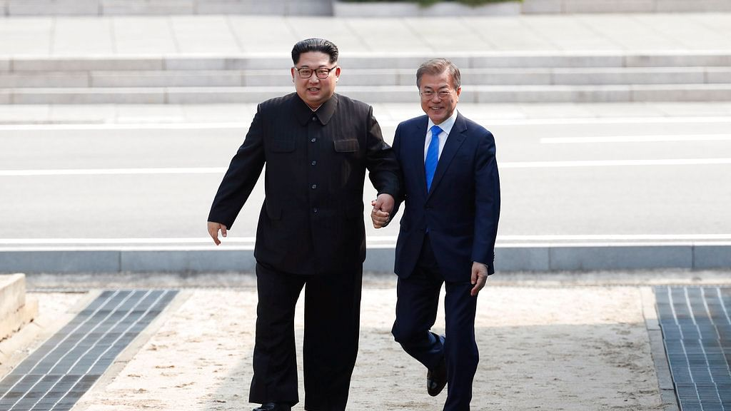 North & South Korea Leaders To Meet, Will Discuss Denuclearization